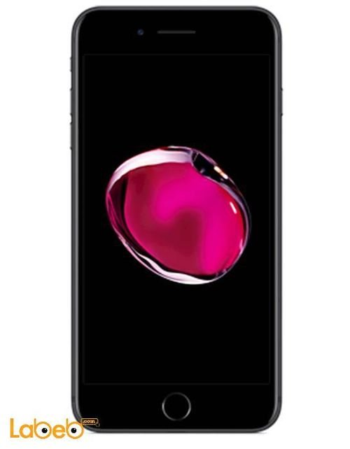 موبايل ايفون 7 بلس ابل 256 جيجابايت اسود iPhone 7 Plus