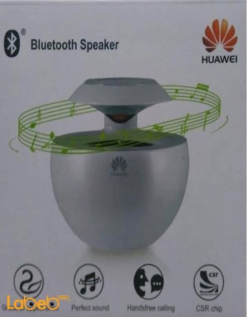 Huawei Bluetooth speaker 4.0 Silver AM08