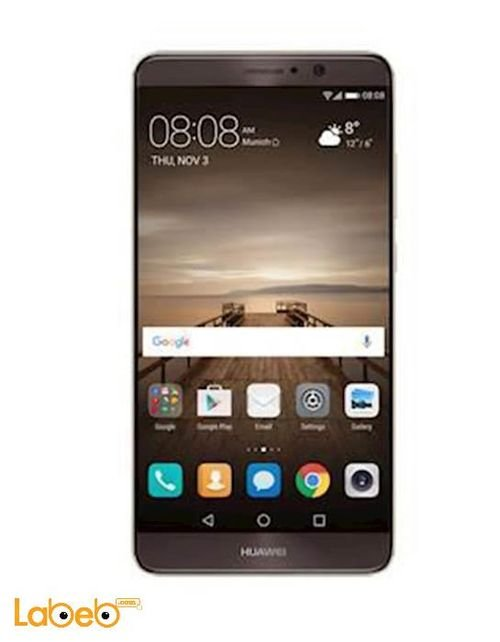 Huawei mate 9 smartphone 64GB Brown MHA-L29 model
