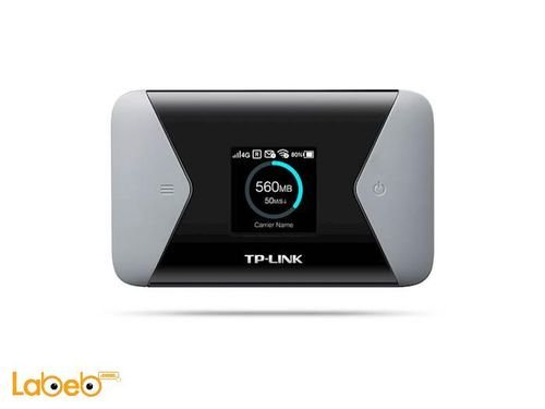 TP link LTE Advanced Mobile Wi-Fi 2000mAh black M7310 model