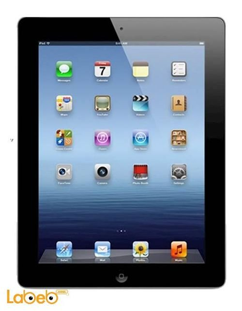 Apple ipad wifi cellular 16GB 4G Black MD366ZP/A