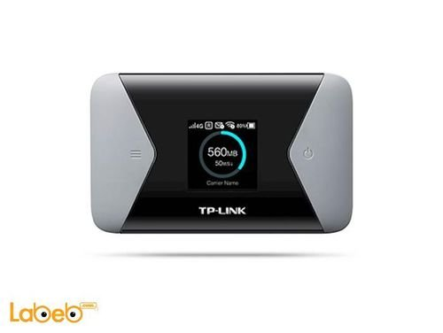 TP link LTE Advanced Mobile Wi-Fi  M7310 model 2000mAh Black