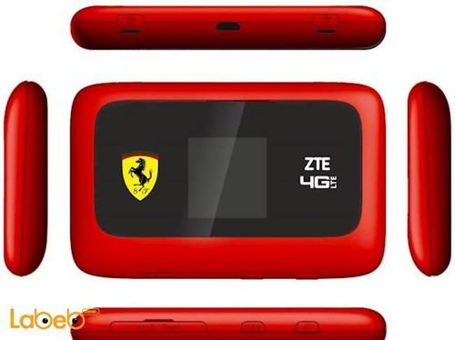 ZTE Ferrari 4G LTE ufi mobile wifi MF910 150Mbps 2800mAh