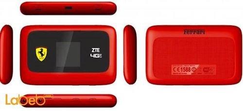 ZTE Ferrari 4GLTE  ufi mobile wifi 150Mbps 2800mAh MF910