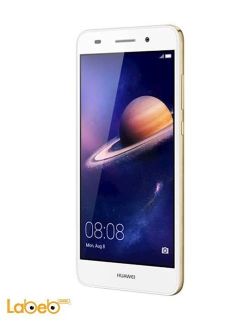 Huawei Y6ii smartphone 16GB white color CAM-L21 model