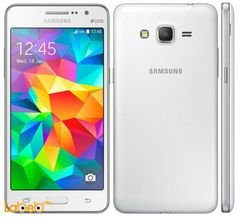 Samsung Galaxy Grand Prime plus Smartphone - 16GB - white