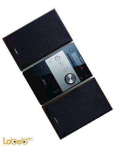 مسجل وراديو سوني 10 واط USB ريموت كنترول موديل CMT-FX200