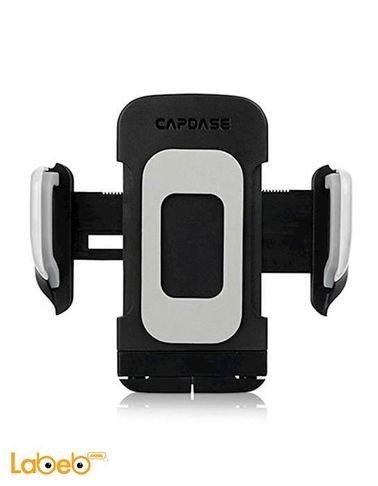 حامل موبايل للسيارات الرياضية Capdase أسود HR00-SF11