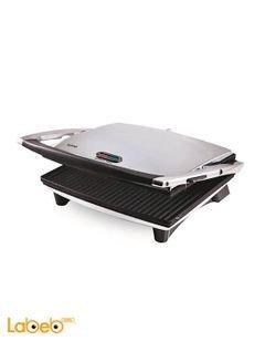 Sona sandwich Press - 1800 Watt - silver color - SG-2737G