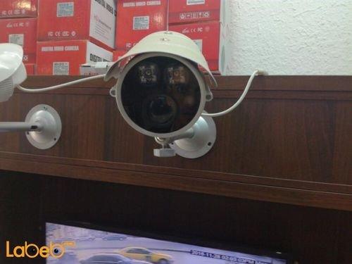 كاميرا مراقبة خارجية Glofine عدسة 4 ملم Gf-Z21W-B1K2