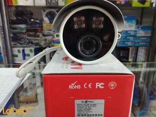 كاميرا مراقبة خارجية Glofine عدسة 4 ملم Gf-Z21W-B1K2 أبيض