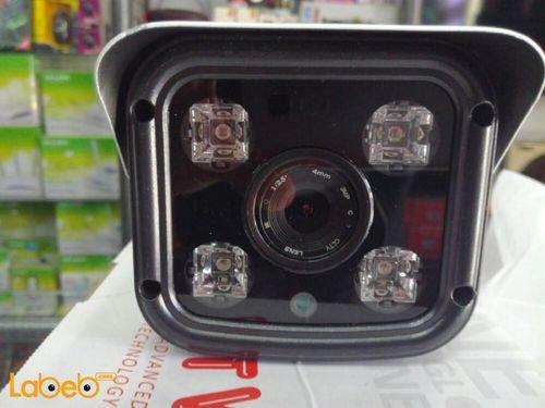 كاميرا مراقبة خارجية Glofine عدسة 4 ملم AHD-GF-FA4W-WNH4