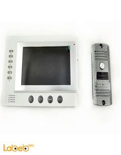 جهاز انتركوم صوت وصورة Ultra-Thin - حجم 7 انش TFT- موديل DP-701R