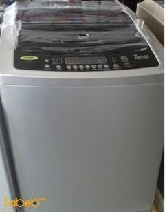 General super Top washing machine - 14kg - Silver - GS14V4