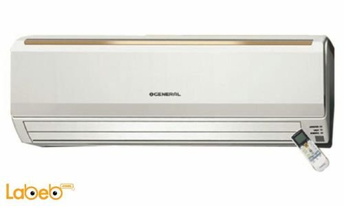 O General air conditioner 1.5 Ton 18000Btu Ashg18lfca