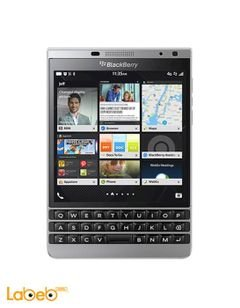 BlackBerry Passport smartphone - 32GB - 4.5inch - Silver color