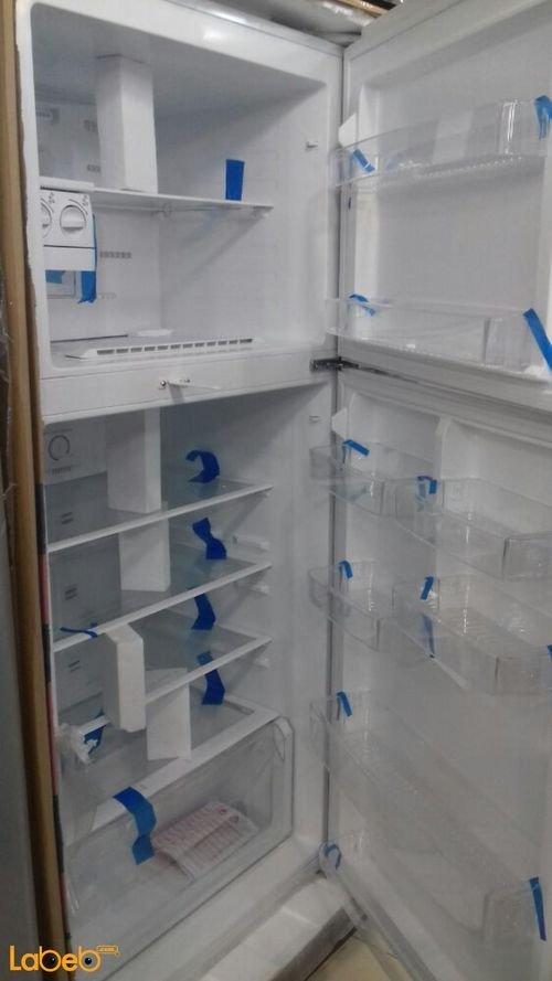 White ROLLC Refrigerator top freezer 16 CFT