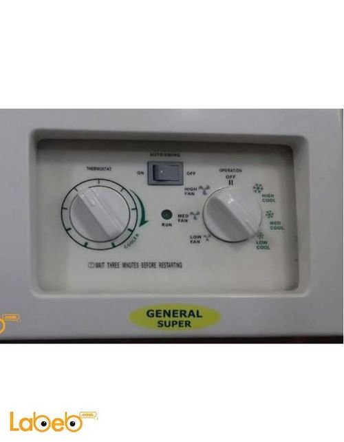 General window cooling air conditioner unit 1800btu gs1840c for 1800 btu window air conditioner