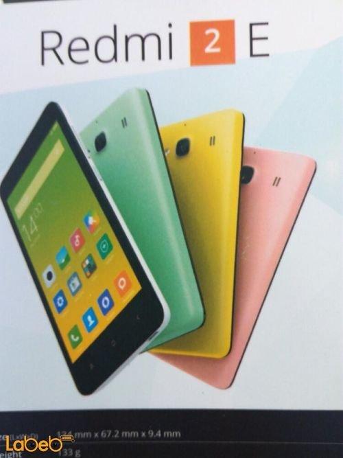 موبايل Mi  شاشة 4.7 انش Redmi 2E