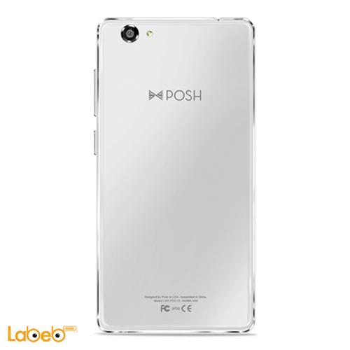 Back POSH Ultra Max LTE L550 16GB Dual Sim 5.5inch white