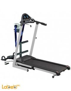 Sportek motorized treadmill - motor 3hp - St 1100/6 model