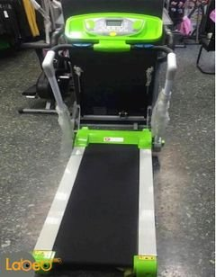 Excell motorized treadmill - motor 1.5hp - 2400 model