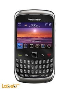 BlackBerry Curve smartphone - 3G - 2.46inch - Black - 9300