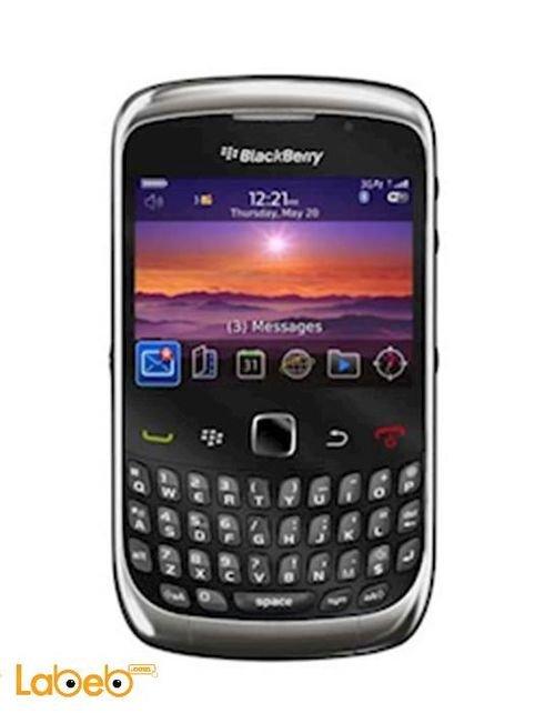 BlackBerry Curve 9300 smartphone 3G 2.46inch Black