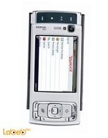 Nokia N95 mobile Silver color