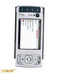 موبايل نوكيا N95 لون فضي