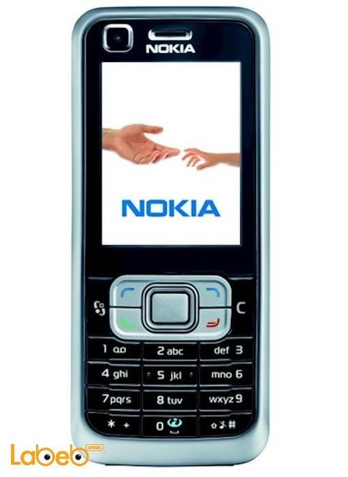 Nokia 6120 classic mobile 128MB 2inch Black color