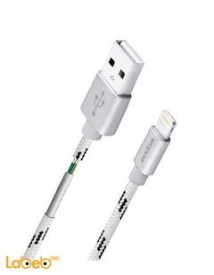 Wopow lightning to USB cable - iPhone/iPad - 100 cm - LC805