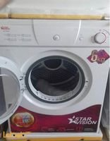 Starvision Front Load Condenser Dryer 6 Kg White SV-707WD