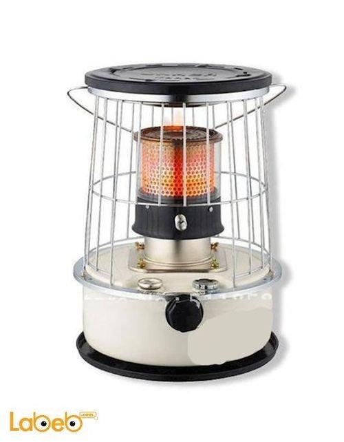 Kerona kerosene heater 3700Watt 7.2L black wkh-3300
