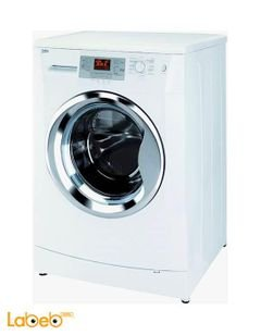 Beko Washing Machine - 9kg - 1200 RPM - white - wtv9633xs0