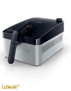 قلاية الطعام بدون زيت من فيلبس - سعة 800 غرام - موديل HD-9210