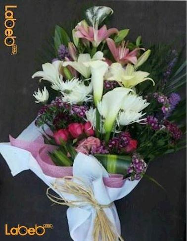 Flower bouquet - red rose - matrokalya Accessories - Dutch Green