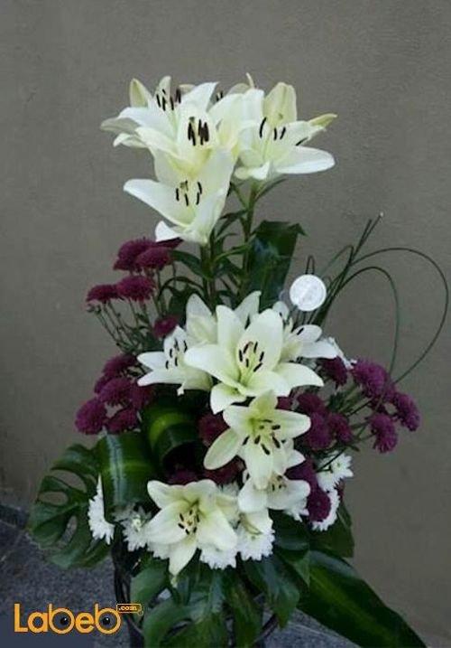 بوكية زهور من ليليوم زهرة كريز خضارات هولندية