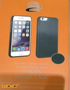 Qingy mobile sticks magic case - for iphone 7 plus - black color