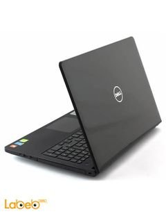 Dell Inspiron 3558 Laptop - core i3 - 4GB - 15.6inch - Black