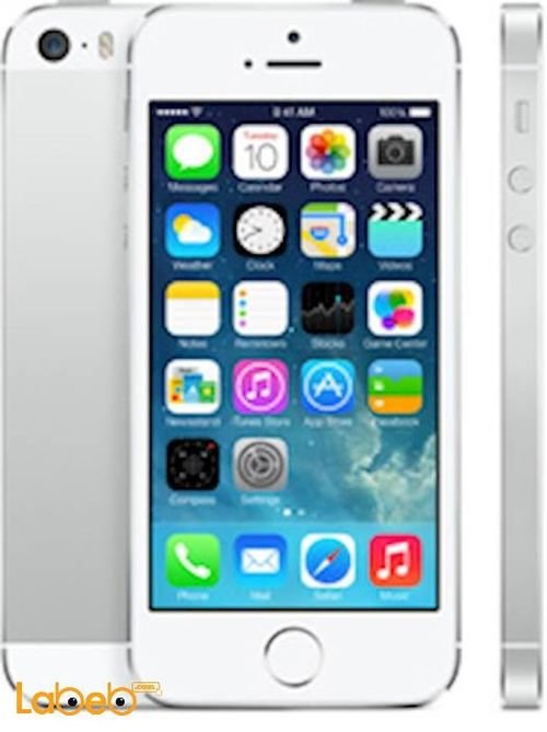 Apple iPhone 5S smartphone 32GB Silver color