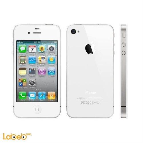موبايل ايفون 5S ابل ذاكرة 32 جيجابايت لون فضي iPhone 5S