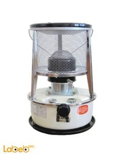NATIONAL SONIC kerosene heater - 5.3L - white - NS 5300 K