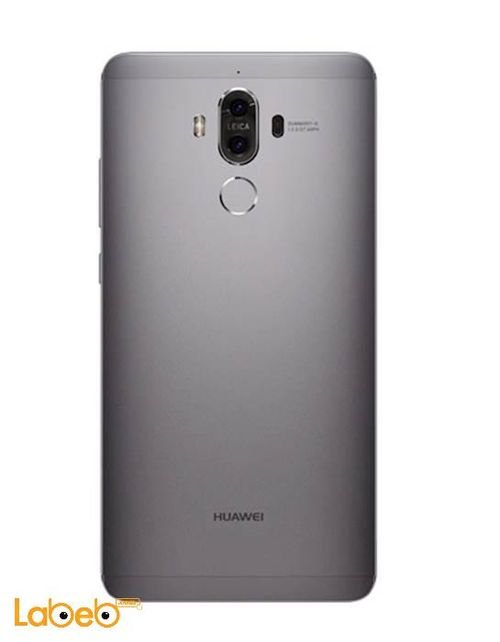 Huawei Mate 9 smartphone Grey color