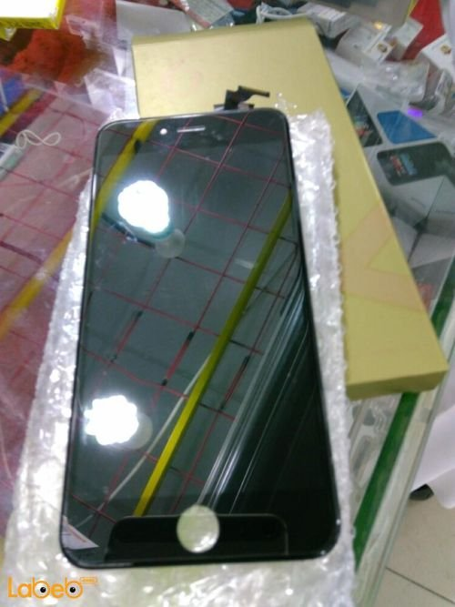 Lcd iPhone screen for iPhone 6 plus Black color