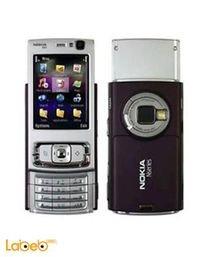 موبايل نوكيا N95 ذاكرة 160 ميجابايت 2.6 انش لون بنفسجي