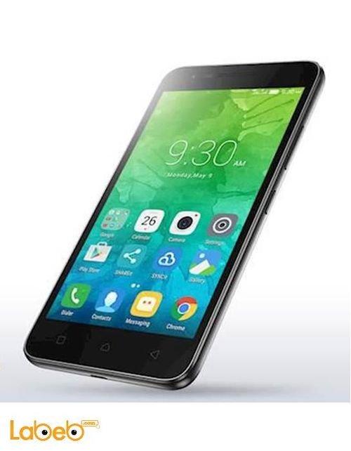 Lenovo C2 smartphone 8GB 5 inch 8MP Black color K10a40