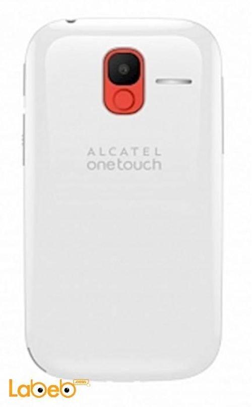 AlCatel 2008D mobile 16MB 2.4inch 2MP White color