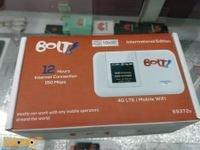 راوتر Bolt سرعة 150 ميجابايت 4G لون ابيض موديل E5372s