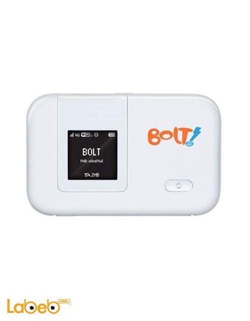 Bolt 4G LTE mobile wifi 150mbps